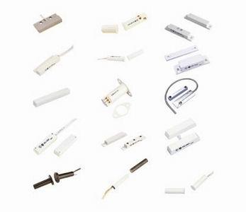 各类门窗磁控开关,表面按装式和嵌入式PS&DC系列