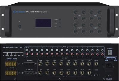 AS-32816S 数字音频矩阵