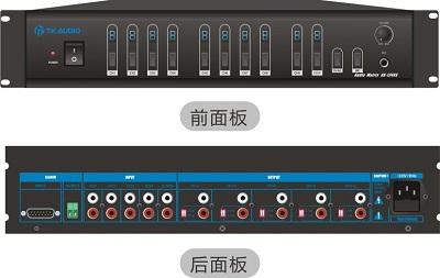 AS-1248S 音频矩阵