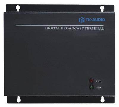 AS-5211P 网络音频终端(壁挂)