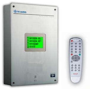 AS-5202I 网络音频终端(壁挂LCD)