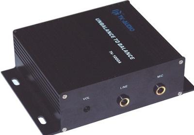 TK-1000A非平衡转平衡放大器