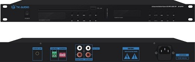AS-SAP4 音源前置放大器